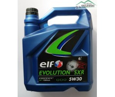 Olej elf EVOLUTION SXR 5W30 4L