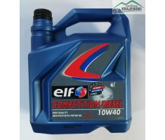 Olej ELF Competition Diesel 10W40 - 4L
