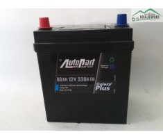 AUTOPART Galaxy Plus 40Ah 12V 330A