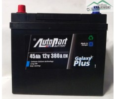 AKUMULATOR 45AH 12V 380A AUTOPART Galaxy Plus